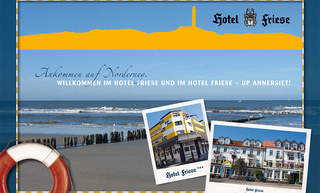 Hotel Friese Norderney Image brochure page 1