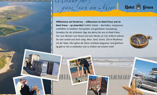 Hotel Friese Norderney Image brochure page 3