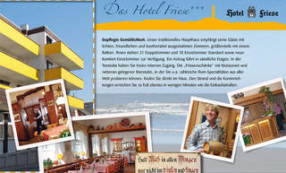 Hotel Friese Norderney Image brochure page 9